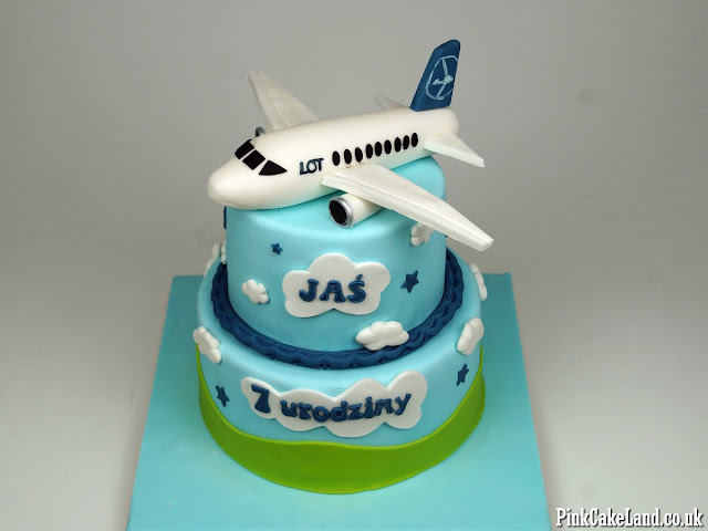 plane cake london