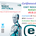 Eset Nod 32 9 Username & Password With License + Activation Keys ( 2017-2020 ) 100% Working