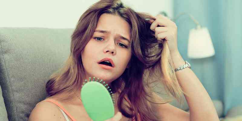 Hair Fall: Treatment, Causes & Home Remedies of Hair Fall