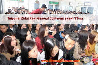 Tuipuiral Zirlai Pawl General Conference