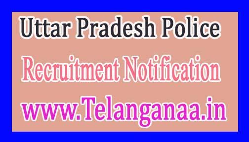 Uttar Pradesh Police UPPRPB Recruitment Notification 2017
