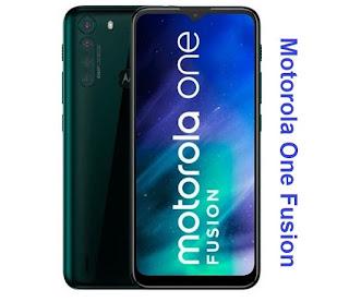 مواصفات و سعر موبايل موتورولا Motorola One Fusion - هاتف/جوال/تليفون موتورولا Motorola One Fusion - الامكانيات/الشاشه/الكاميرات/البطاريه و المميزات موتورولا Motorola One Fusion .