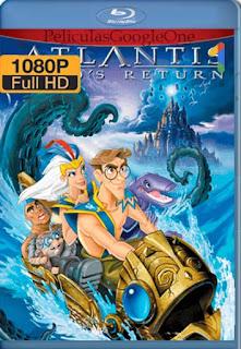 Atlantis El Regreso De Milo[2003] [1080p BRrip] [Latino- Ingles] [GoogleDrive] LaChapelHD