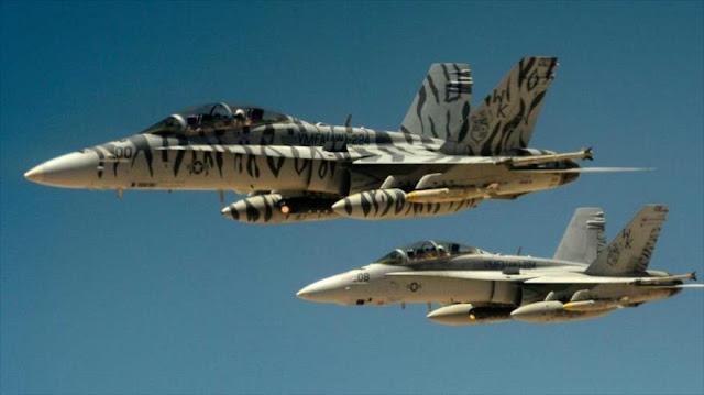 16 civiles mueren en bombardeos de EEUU en Siria