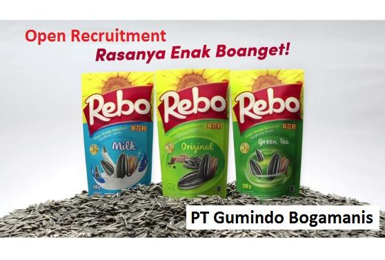 PT Gumindo Bogamanis Buka Lowongan Kerja Terbaru (Lulusan SMA/SMK/Setara/D3/S1)