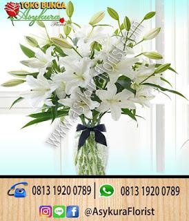 bunga meja toko bunga di bekasi