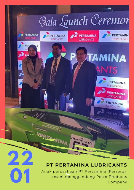 Pertamina Fastron Oli Mobil Terbaik Bekerjasama dengan Petro Products Company Bangladesh