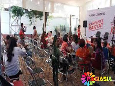 Tanpa Kehadiran dari Tim Pemengan  Ahok-Djarot, Timses Tetap Akan Menggelar Kampanye di Rumah Lembang