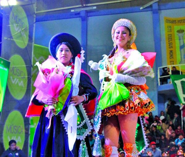 Eligen Reina del Carnaval Minero