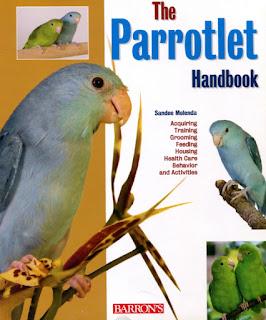 Parrotlet Handbook by Sandee Molenda