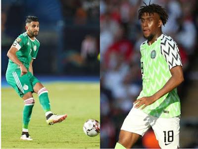 مشاهدة مباراة الجزائر ونيجيريا بث مباشر اليوم