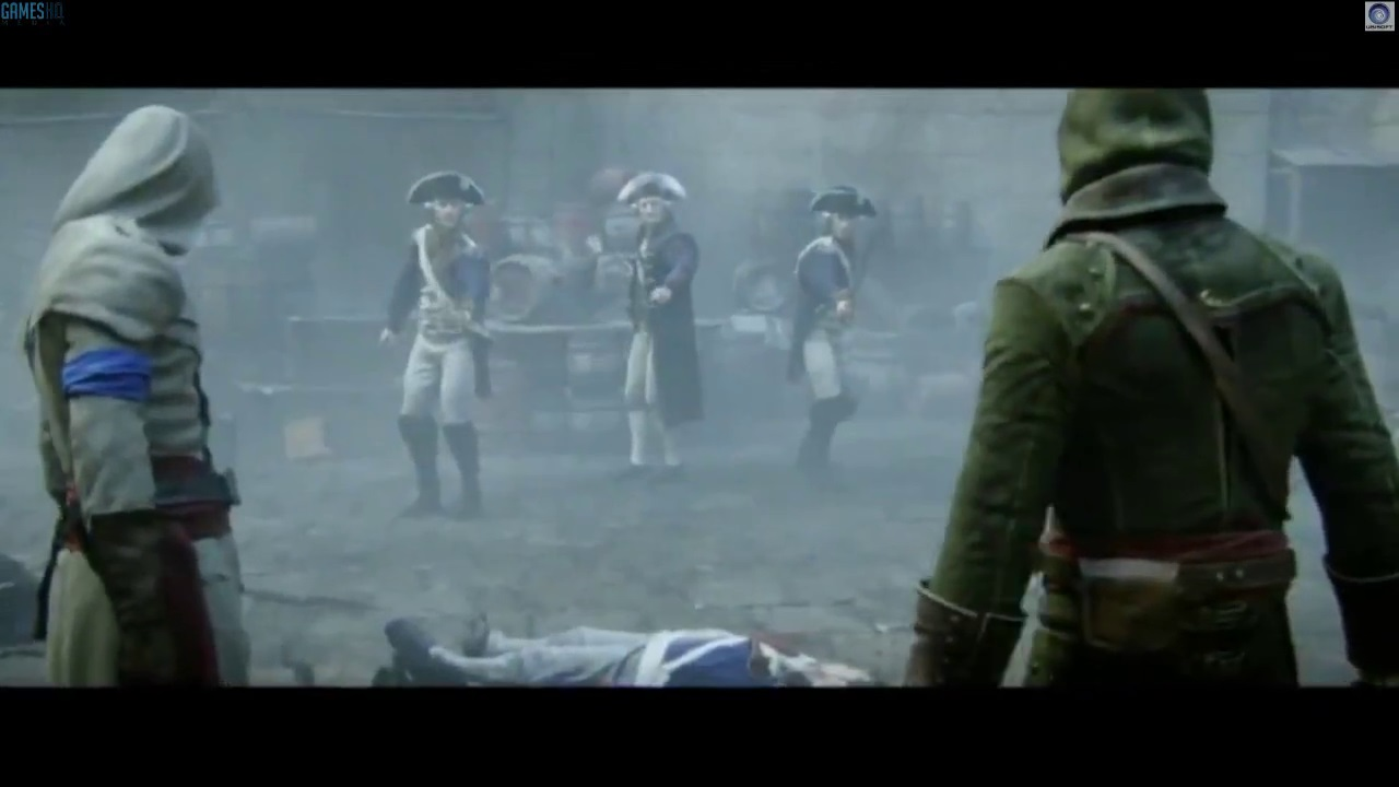 What S The Name Of The Song Assassin S Creed Unity Cinematic