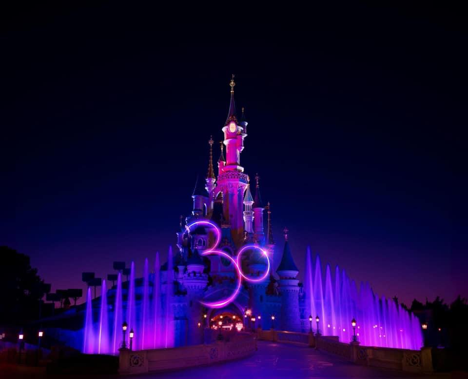 30 aniversario Disneyland Paris