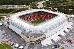 Recife  Itaipava Arena Pernambuco