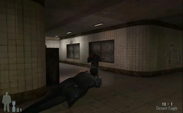 لعبة ماكس باين Max Payne