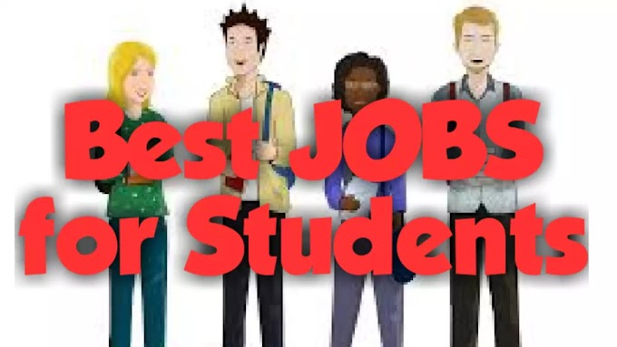 Top 8 Best Part Time Job For College Students ?