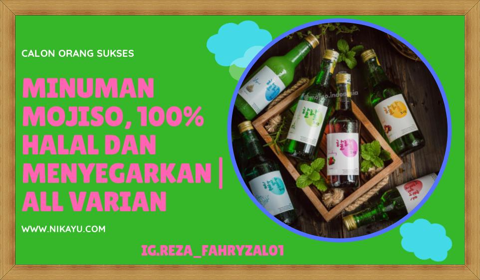 Viral: Minuman Mojiso Ala Korea Tanpa Alkohol, Khas Bandung