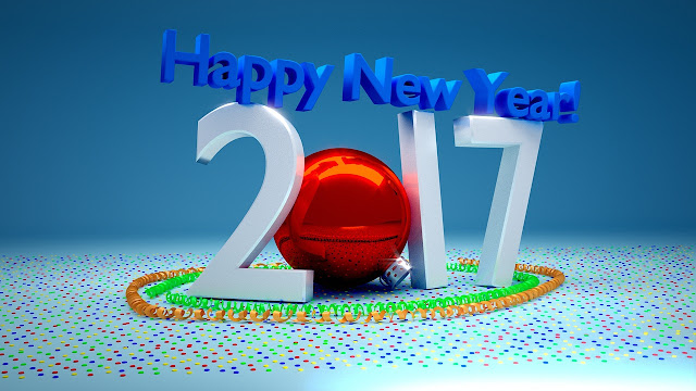 Goodbye 2016 Welcome 2017 New Year Wishes & Messages