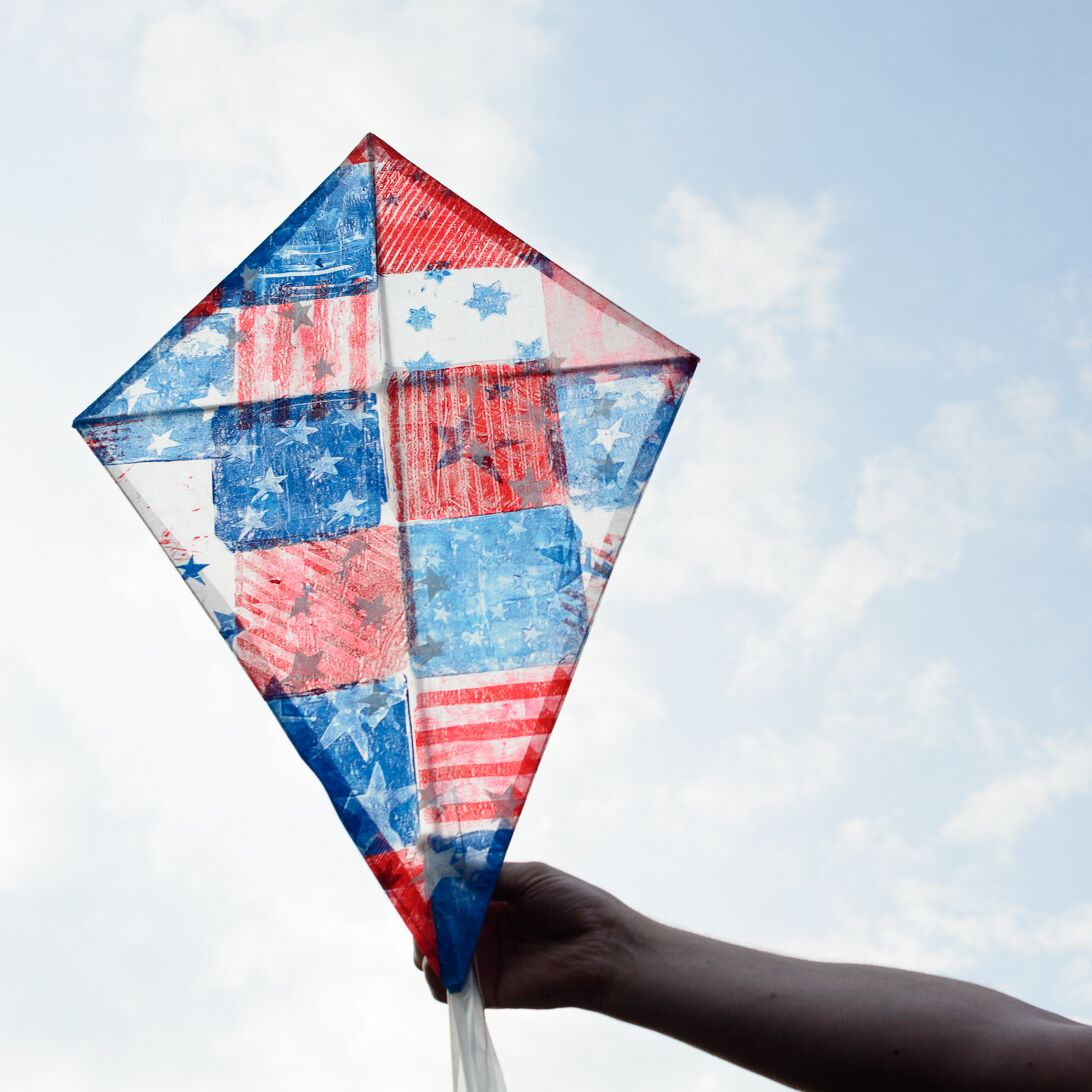 innovations pink product bold in rocky mountain kite flag diamond