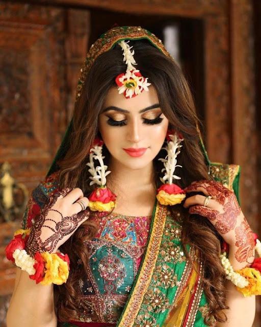 Indian Bridal Makeup Photos