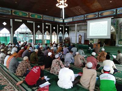 IWII Bekerja Sama Dengan MUI SUMUT Menggelar Seminar Zakat