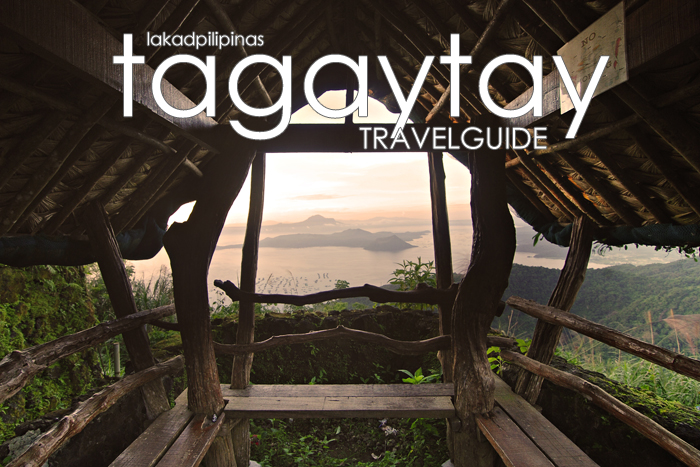 Tagaytay Travel Guide Itinerary