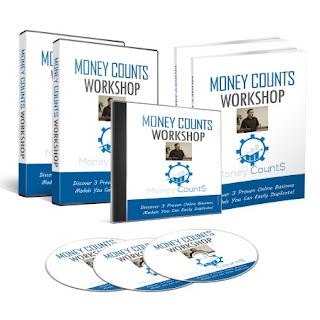 A step-by-step plan of action for making money following 3 proven online business models