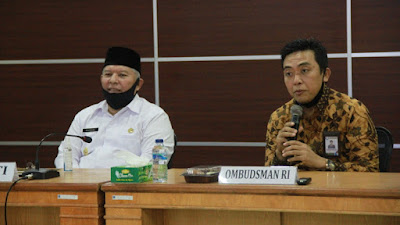 Ombudsman Sebut Tanjab Barat Masuk Predikat Tinggi Dalam Pelayanan Publik