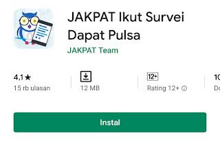 aplikasi survey dapat uang