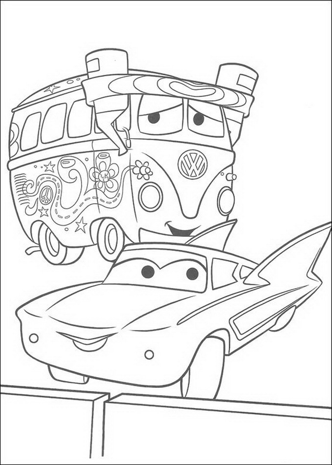 Cars Coloring Pages | Learn To Coloring