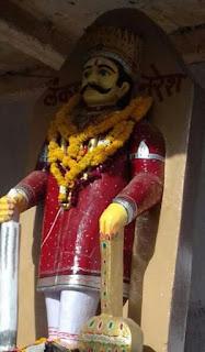 उज्जैन शिव की नगरी में शिव भक्त रावण की पूजा