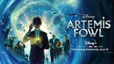 Artemis Fowl filem adaptasi buku dari Disney
