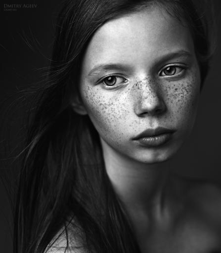19 - Fotoğrafçı Dmitry Ageev'den Portreler