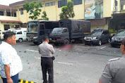 Bom Bunuh Diri di Polrestabes Medan