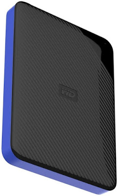 Review WD 4TB Portable External Hard Drive for Playstation 4