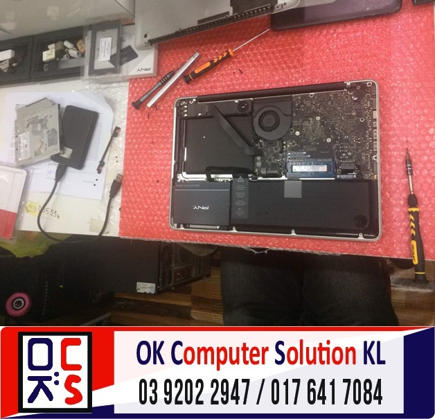 [SOLVED] TAMBAH SSD MACBOOK PRO A1278 | REPAIR MACBOOK CHERAS 6