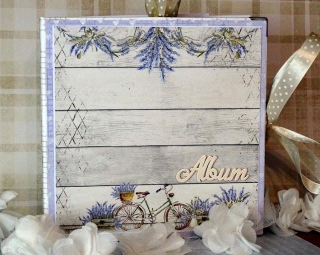 Album Lavender Hills