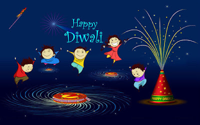 Kids Celebration Happy Diwali 2018 Greetings Download