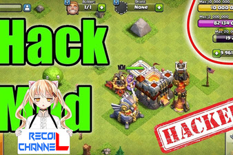 COC MOD APK v13 Nulls Class (Unlimited Gems, All) Privat Server