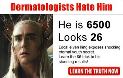 Dermatologists Hate Him - He is 6500 Looks 26