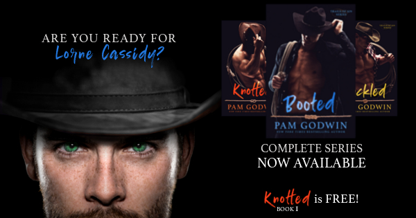 BOOTED by Pam Godwin @pamgodwinbooks #NowAvailable #NewRelease #Review #TheUnratedBookshelf