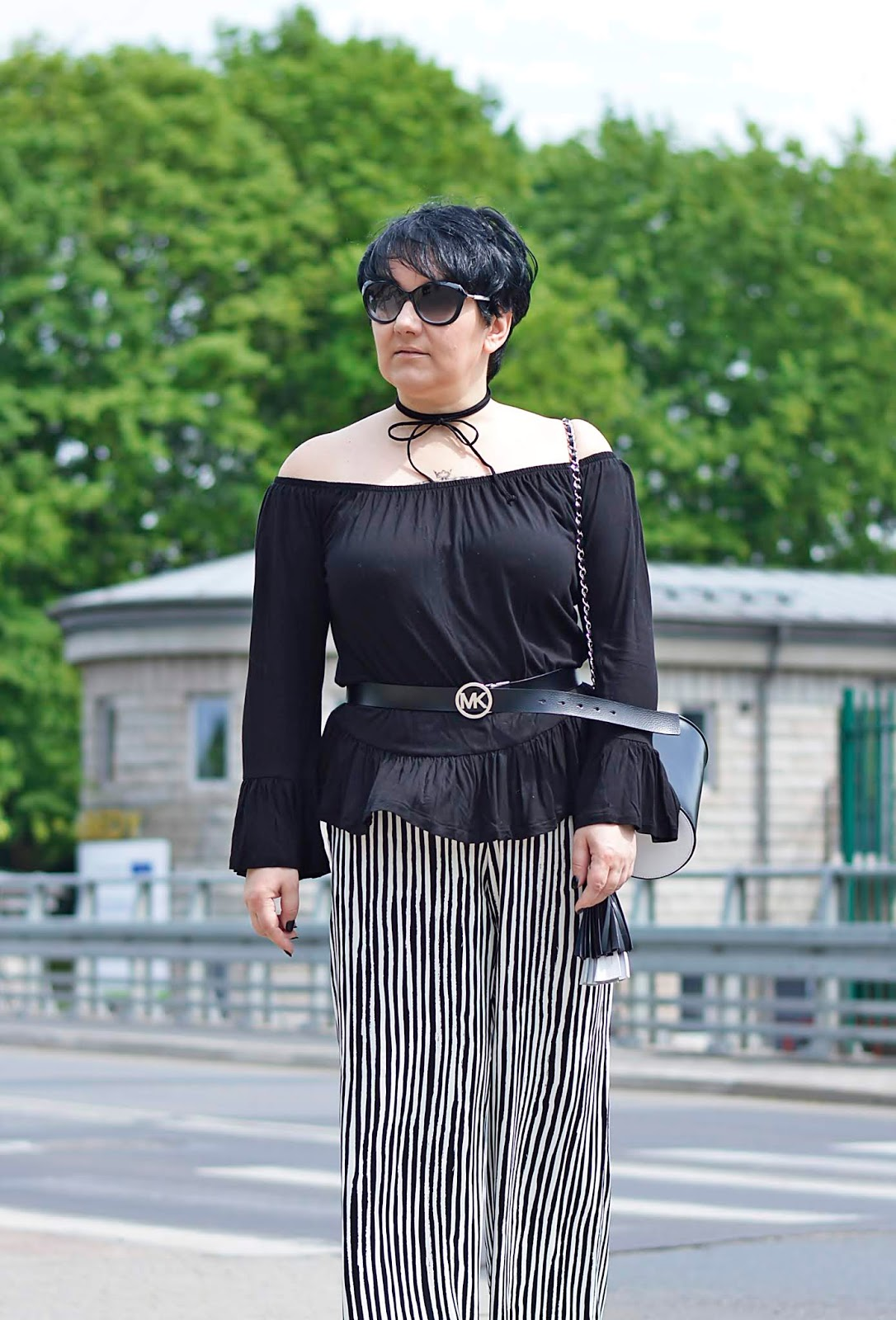 Black and white fashion, Black and white Trends