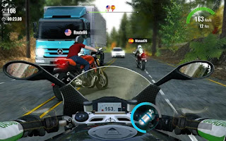 تحميل moto traffic race 2 مهكرة