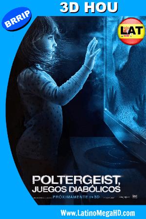 Poltergeist: Juegos Diabólicos (2015) Latino Full 3D HOU 1080P ()
