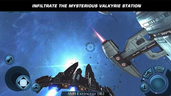 Galaxy on Fire 2 HD Apk+Data Free on Android Game Download