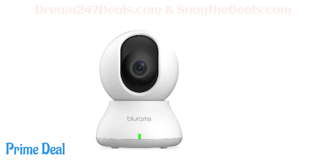 45% OFF Dome Camera 1080p Wireless Security Camera Pan