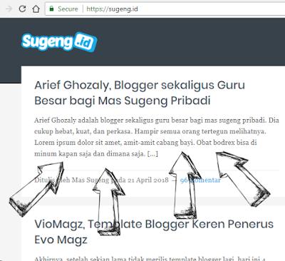 Cara Memanipulasi Halaman Situs Web milik Orang Lain dengan Inspect Element