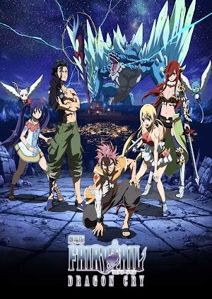 Fairy Tail: Dragon Cry  | Cast/Ing/Jap+Sub | BDrip | MKV-1080p