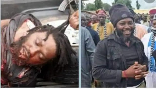 """Gana Was Killed For Becoming Benue's Amotekun General"""
