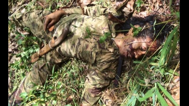 Ilustrasi pria mirip teroris Santoso tewas di hutan Poso